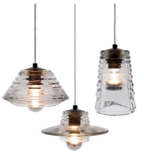 Free-Shipping-dia-20cm-H13cm-Tom-Dixon-Pressed-Glass-pendant-lamp